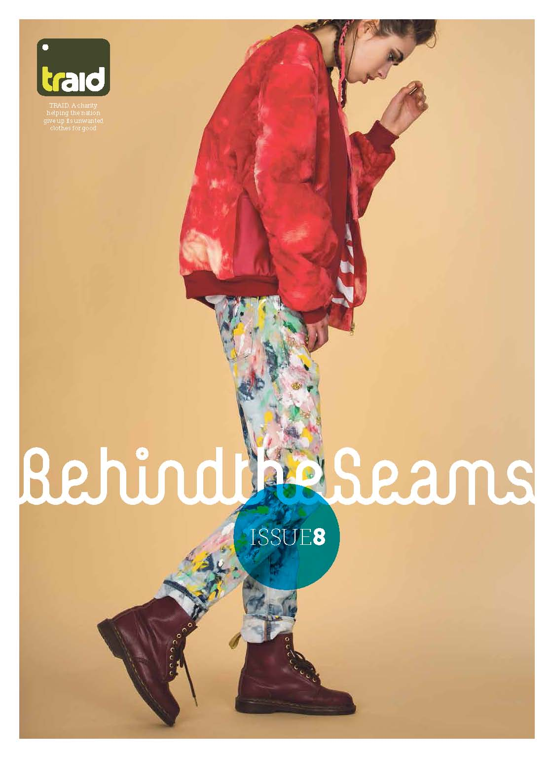 Behind the Seams Issue 8