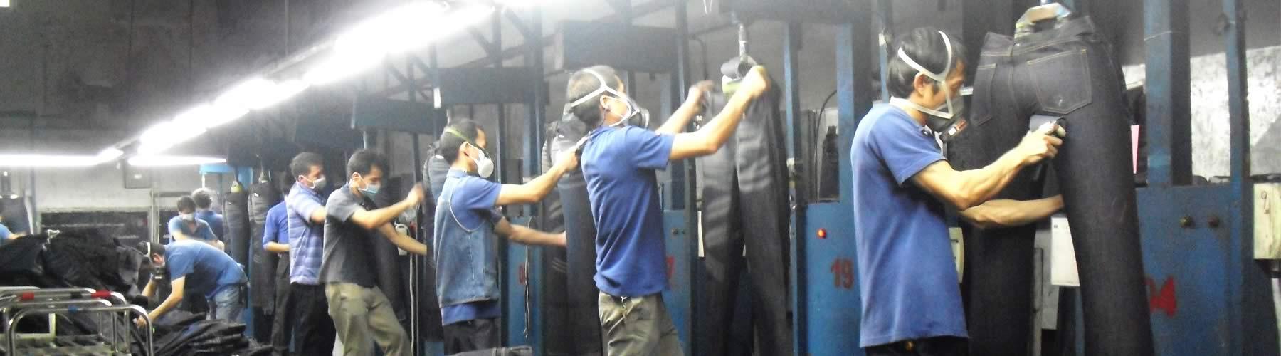 e5e61049dbe58c Banning Sandblasting Jeans - TRAID